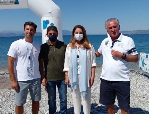 NP Ασφαλιστική : Μεγάλη Χορηγός στον 1ο Αυθεντικό Μαραθώνιο Κολύμβησης 2020 στο Πευκί στη Β. Εύβοια